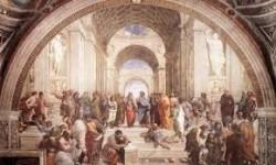 Tranh Trường học Aten (1)
